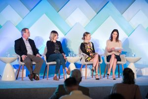 Venditti on Panel at Cotton Sustainability Summit Spring 2019